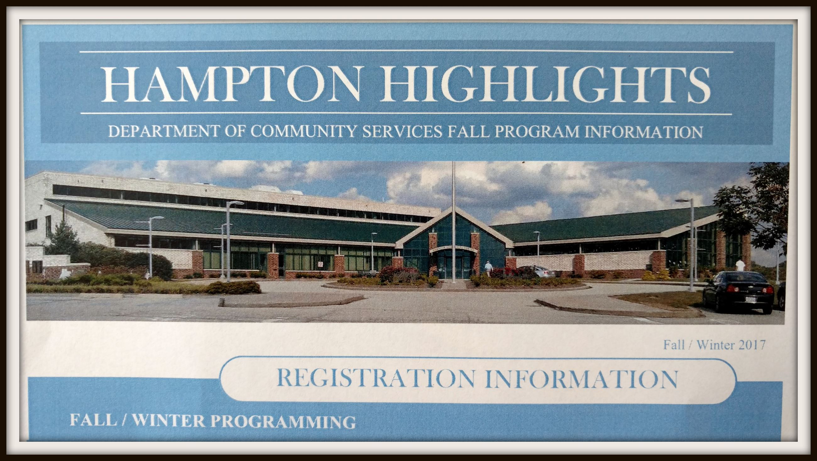 Hampton Highlights fall 2017