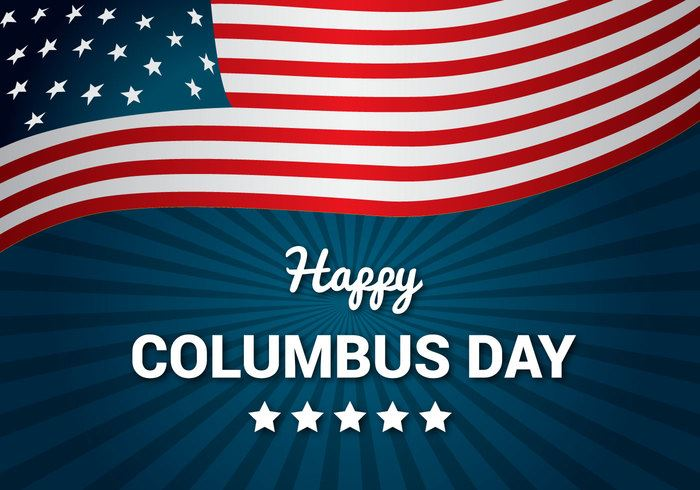 is the post office open tomorrow columbus day