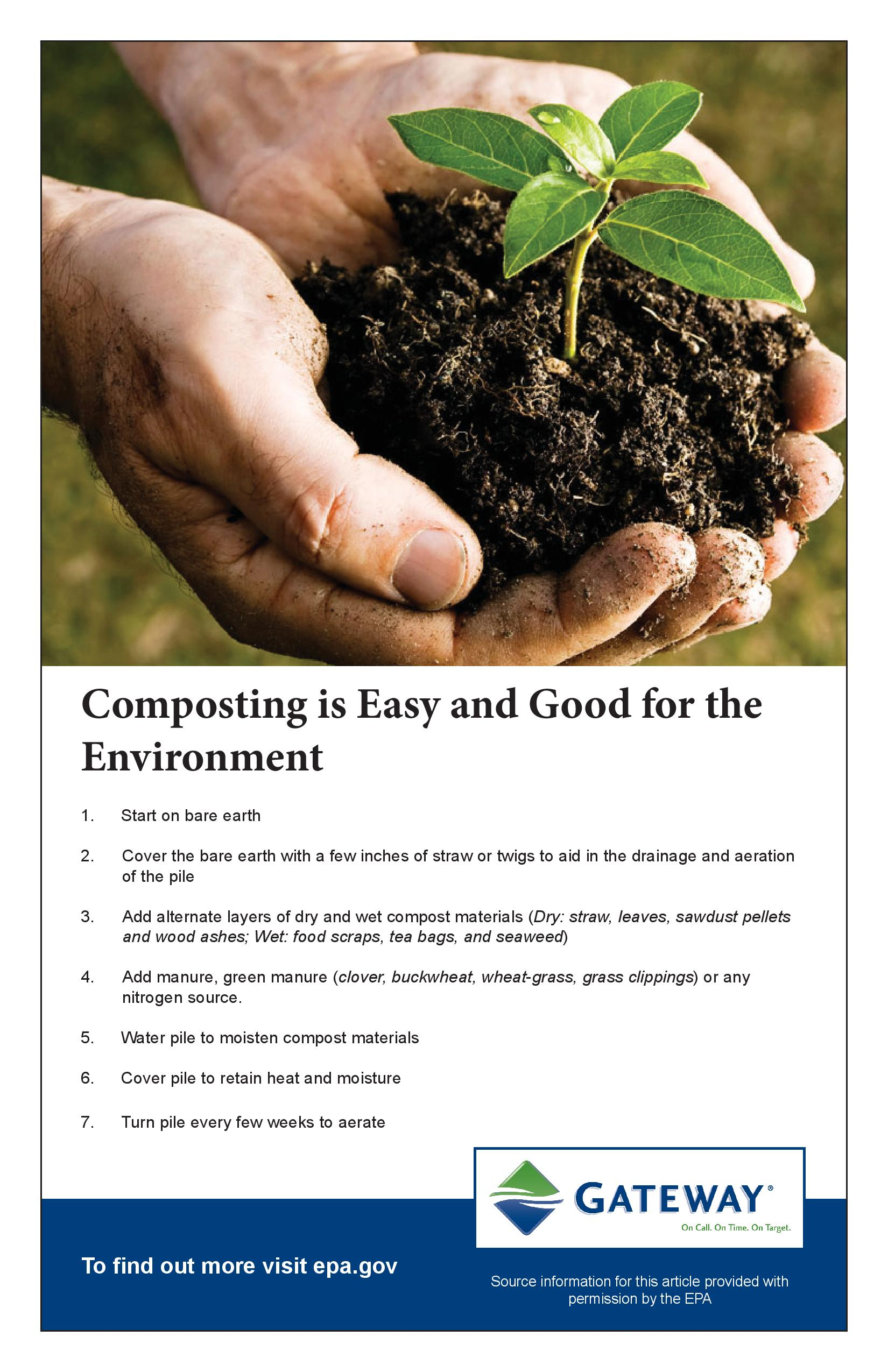MS4 Composting Poster
